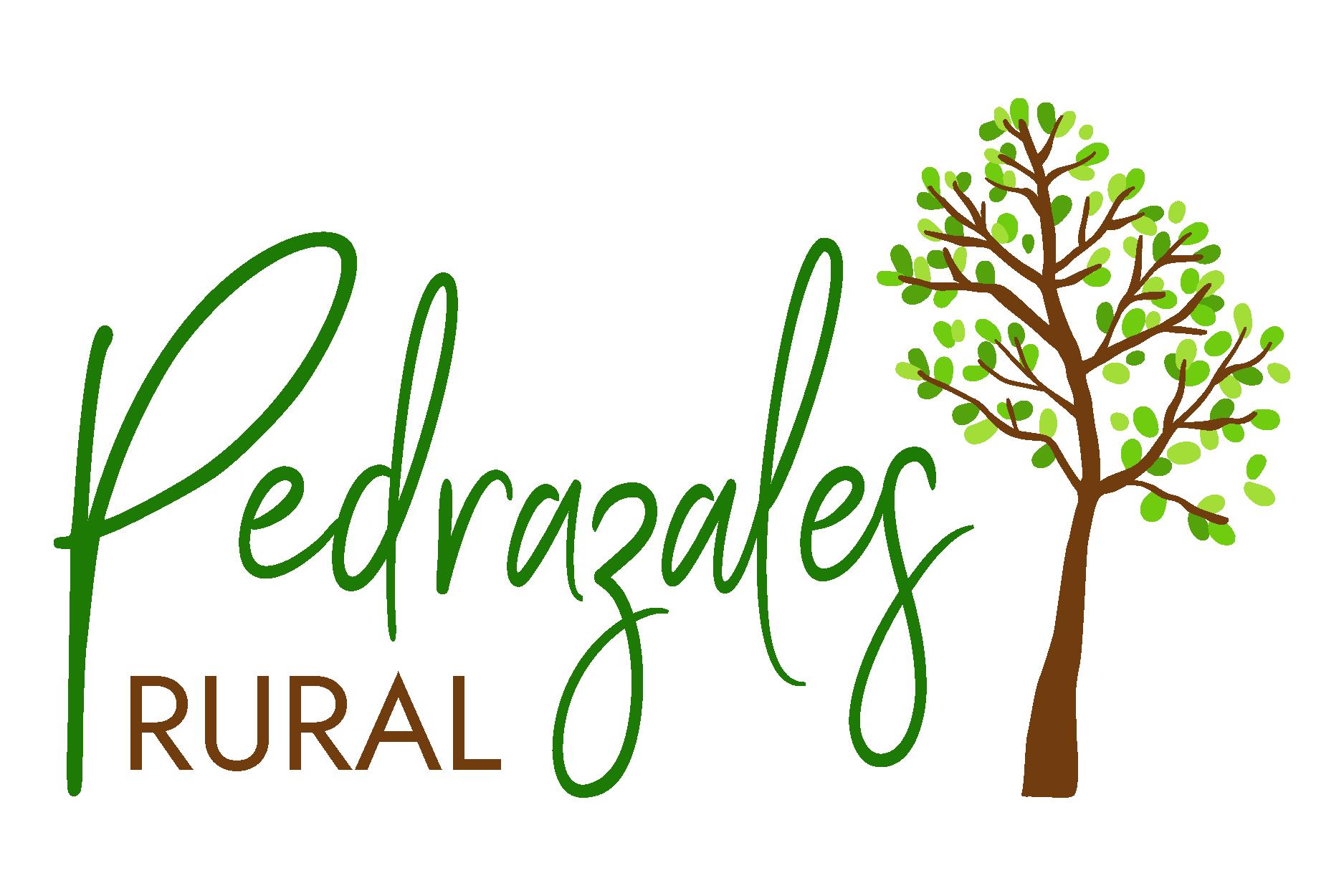 Logo Pedrazales Rural